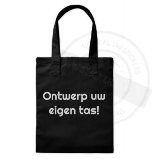 Voorbeeldafbeelding van product Ontwerp je eigen tas